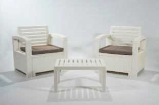 Włoskie Meble Ogrodowe Tarasowe Stolik I Krzesła Komplety