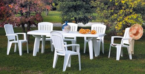 Stoły Ogrodowe Plastikowe Allegro : Komplety, stolik i krzesła Senna + Florencja  Bartmax  sprzedaż