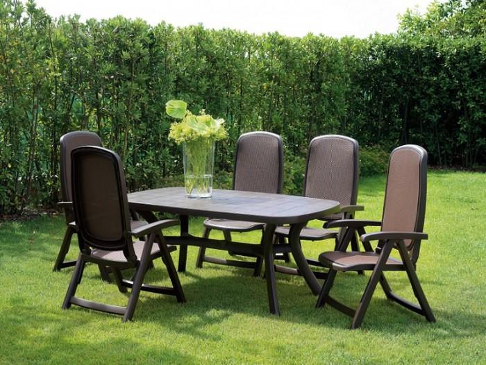 Meble Ogrodowe Drewniane Komplety : Komplety, stolik i krzesła Meble ogrodowe CAFE  Bartmax  sprzedaż